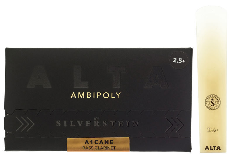 Silverstein Ambipoly Bass Clarinet 2.5+