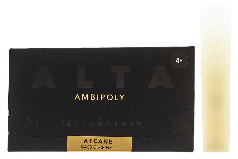 Silverstein Ambipoly Bass Clarinet 4+
