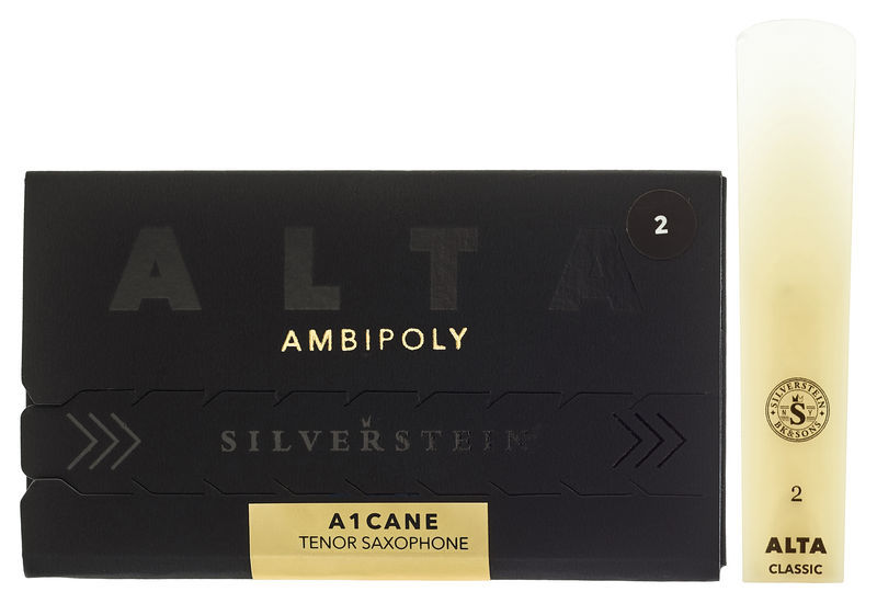 Silverstein Ambipoly Tenor Classic 2