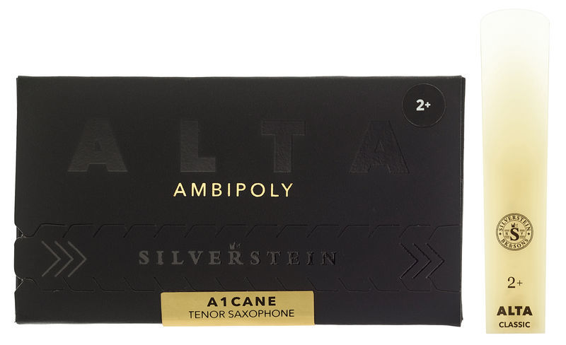 Silverstein Ambipoly Tenor Classic 2+
