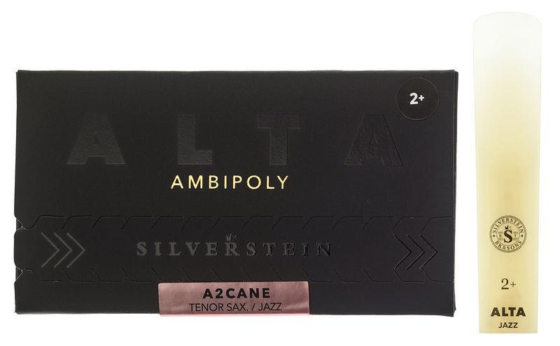 Silverstein Ambipoly Tenor Jazz 2+