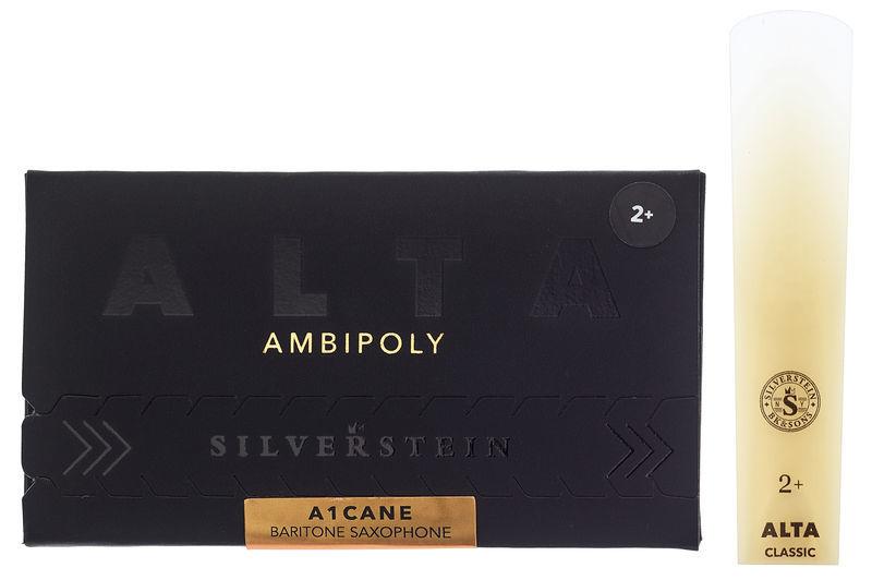 Silverstein Ambipoly Baritone Classic 2+