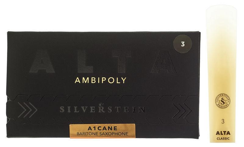 Silverstein Ambipoly Baritone Classic 3