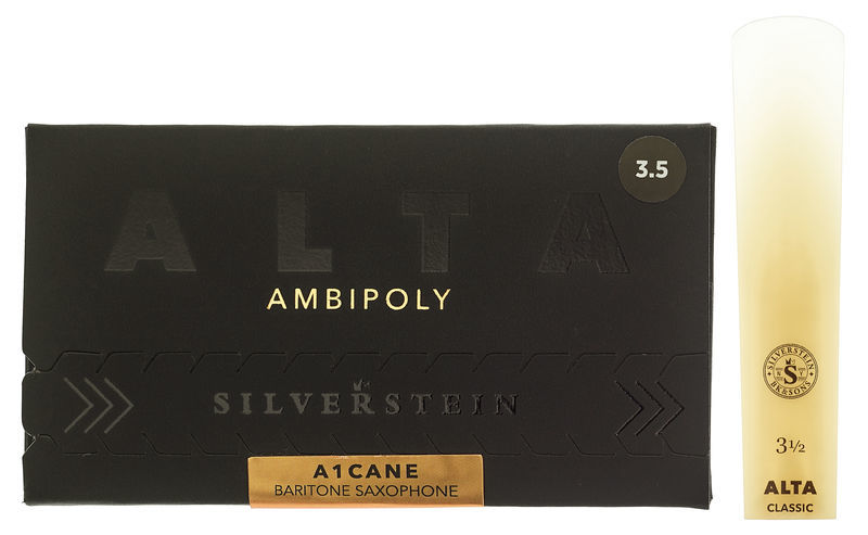 Silverstein Ambipoly Baritone Classic 3.5