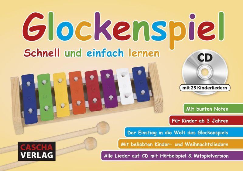 Cascha Verlag Glockenspiel - schnell einfach