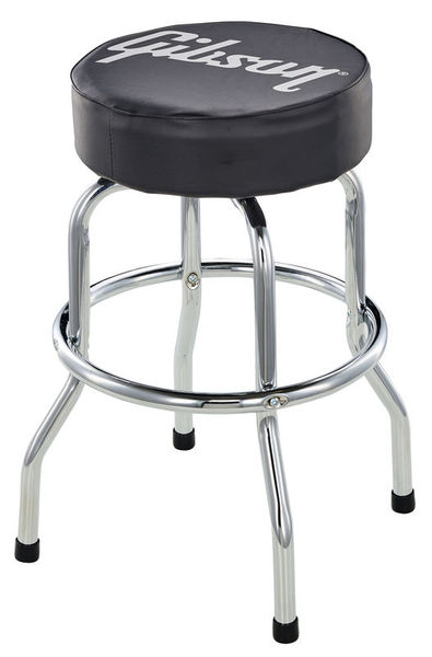 Gibson Playing Bar Stool 24""