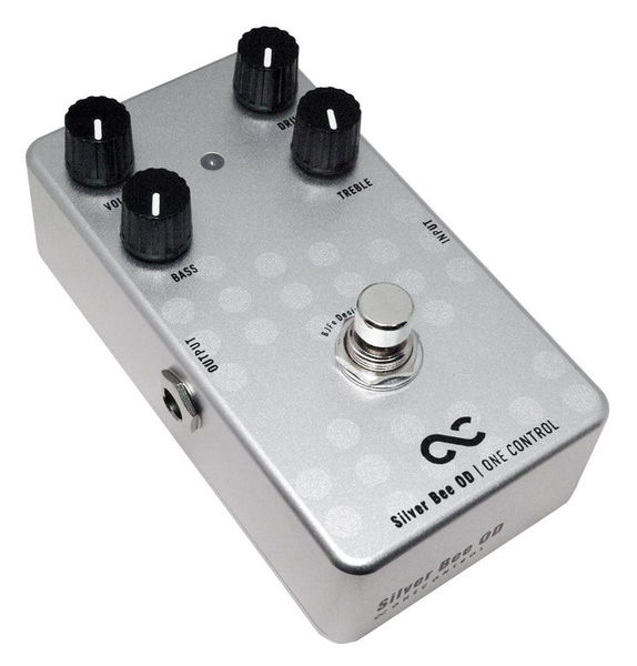 Silver Bee Overdrive One Control