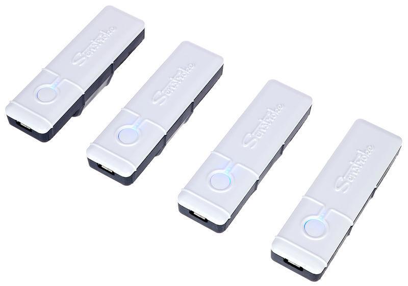 Senstroke 4 Sensors Standard Pack