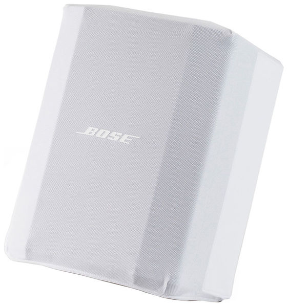 Bose S1 Play Through Cover White