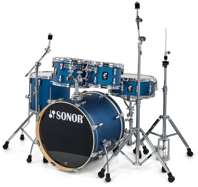 AQ1 Stage Set Dark Blue Spkl. Sonor