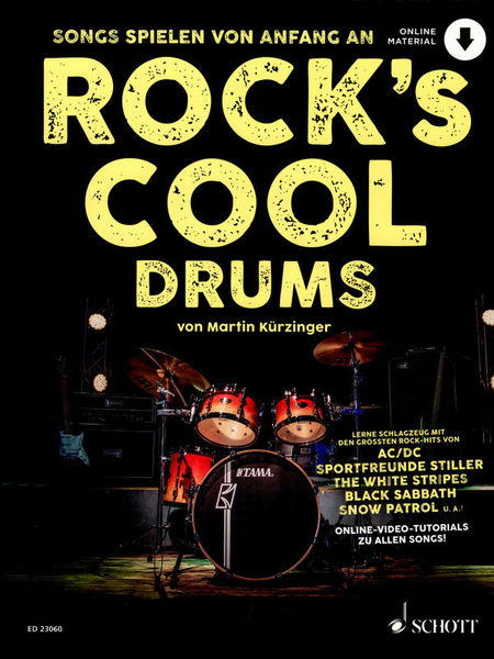 Rock's Cool Drums Schott