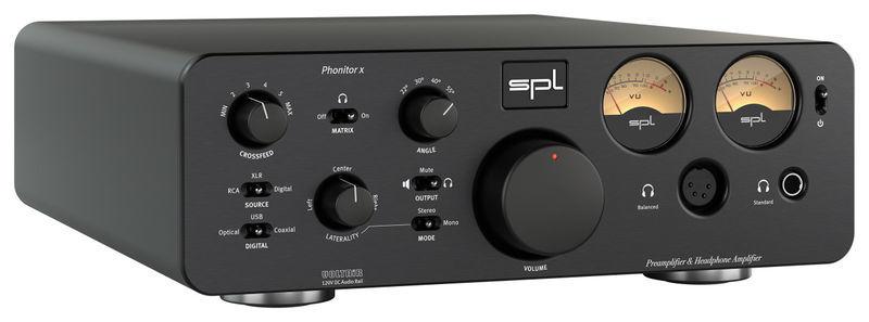SPL Phonitor x + DAC768xs