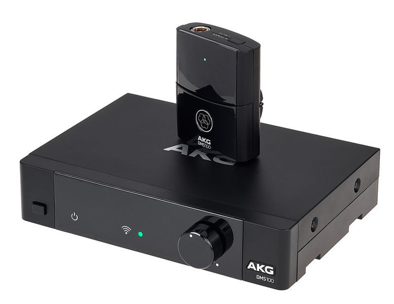 AKG DMS100 Instrumental Set