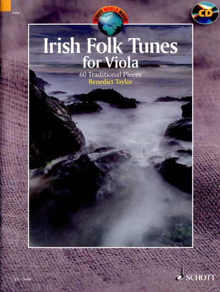 Schott Irish Folk Tunes For Viola