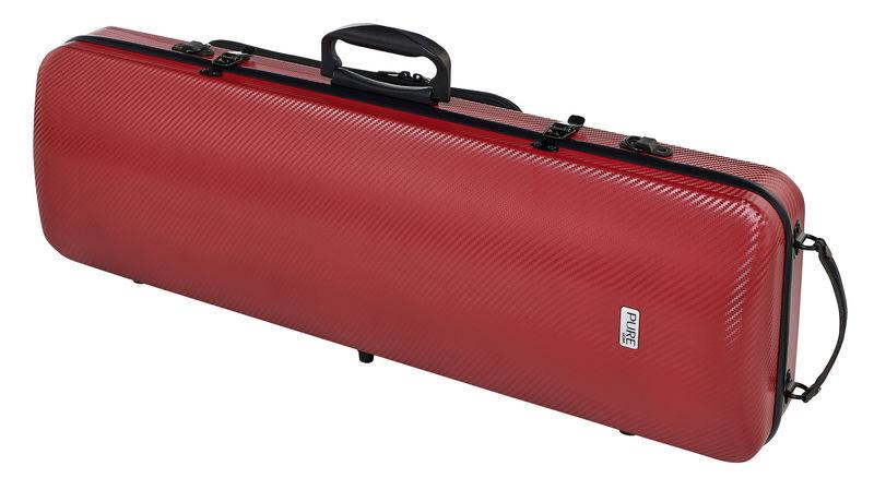 Gewa Pure Violin Case 2.4 RD 4/4