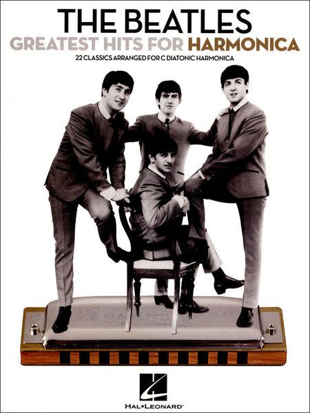 Hal Leonard Beatles Greatest Harmonica