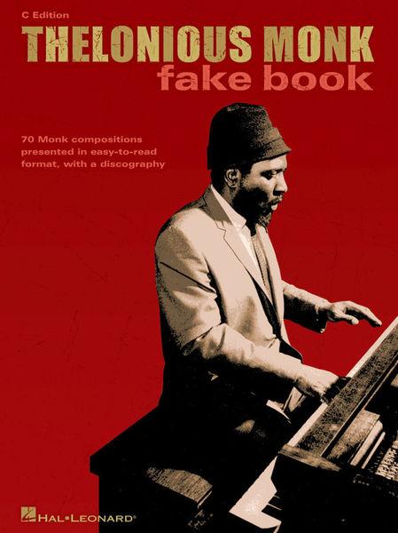 Hal Leonard Thelonious Monk Fake Book