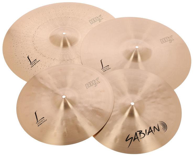 Sabian HHX Legacy Cymbal Set