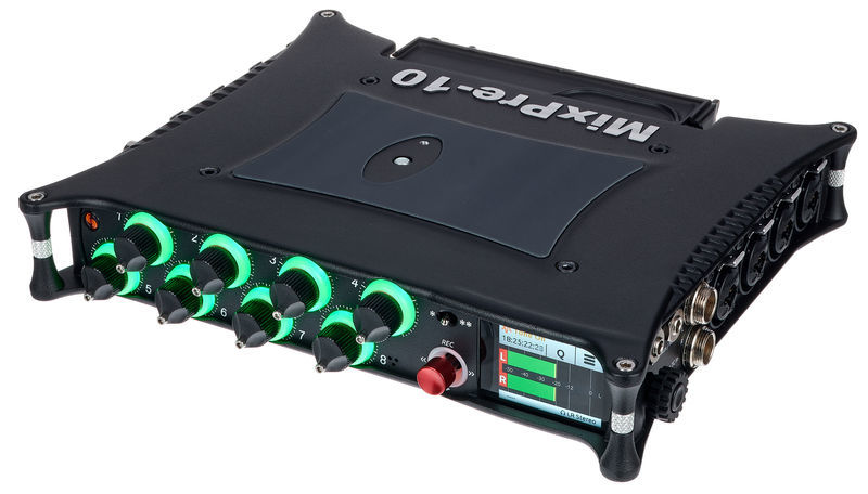 Sound Devices MixPre-10 II