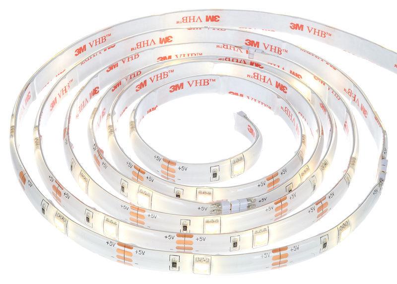 KapegoLED LED Mixit Set USB TV WW 2.0m