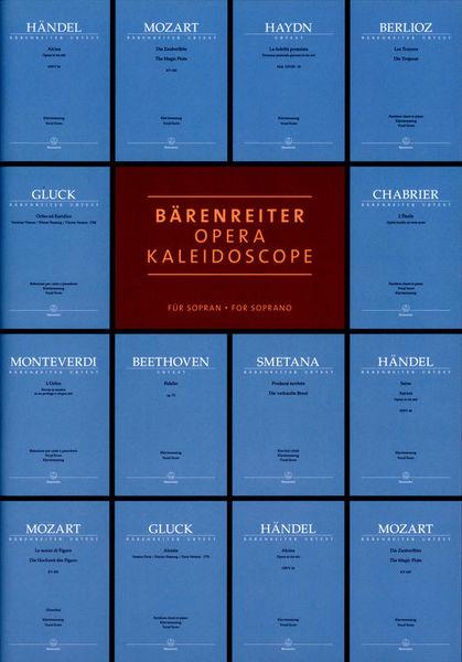 Bärenreiter Opera Kaleidoscope for Soprano
