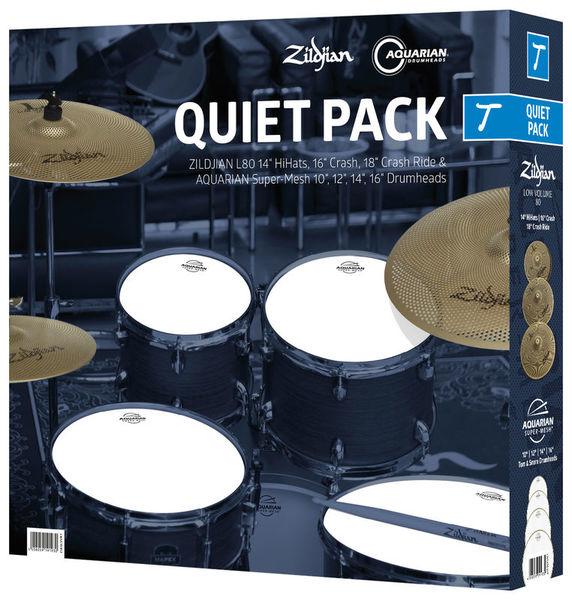 Zildjian Quiet Pack Super Mesh II