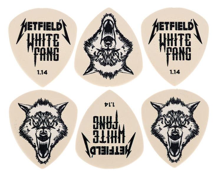 Dunlop Hetfield's WH Fang Cust. Flow