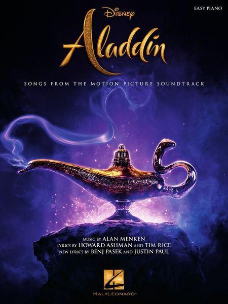 Hal Leonard Aladdin Easy Piano