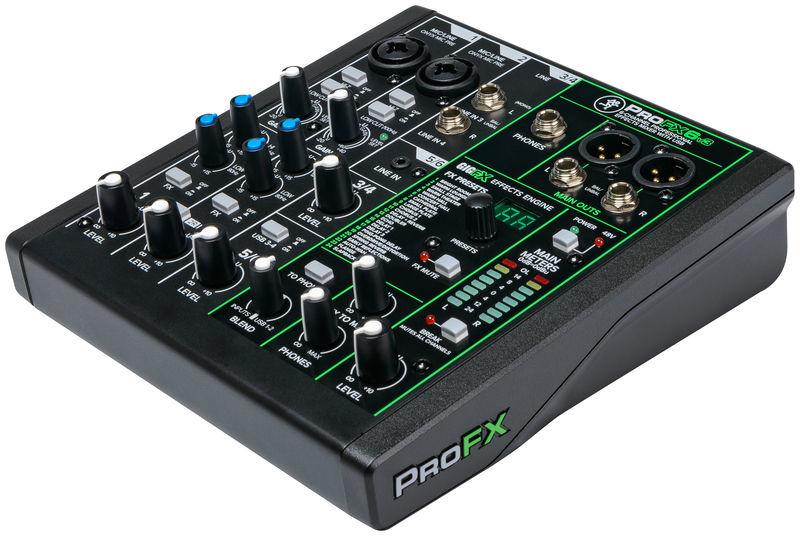 ProFX6v3 Mackie
