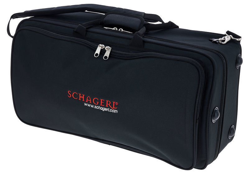 Compact Rotary Trumpet Case Schagerl