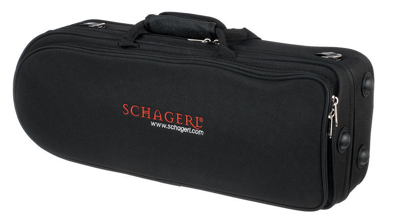 Compact Perinet Trumpet Case Schagerl