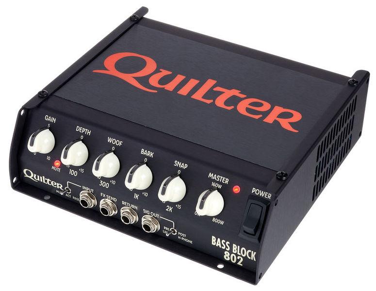 Quilter Bass Block 802 Bass Head