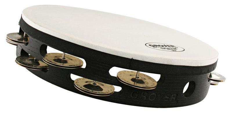 Grover Pro Percussion T2/GS-T Tambourine