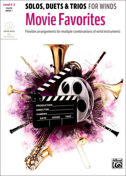 Movie Favorites Flute Alfred Music Publishing
