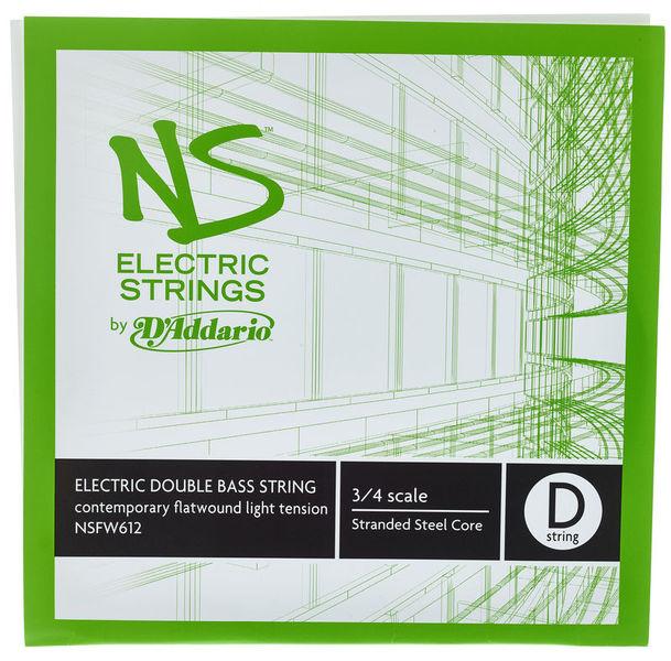 Daddario NSFW612 Electric Bass Str. D
