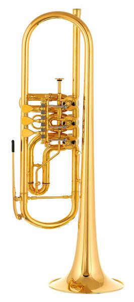 Schagerl Hans Gansch L 130 Bb- Trumpet