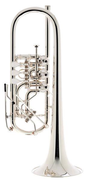 "Schagerl Berlin Heavy ""K"" C- Trumpet S"