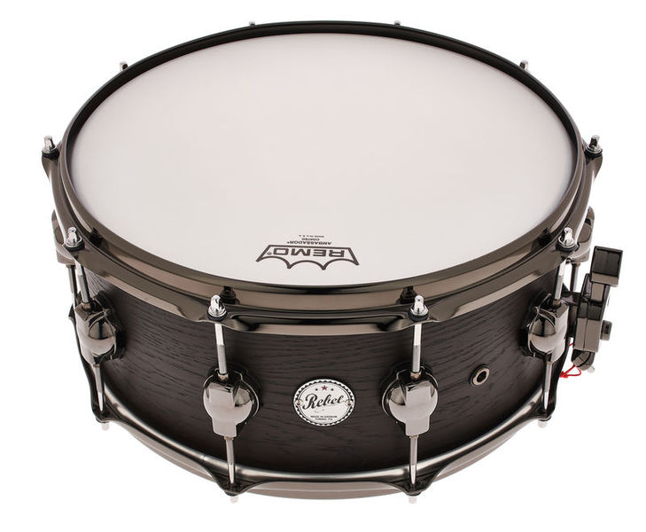 "DS Drums 14""x6,5"" Super Nature Bog Oak"