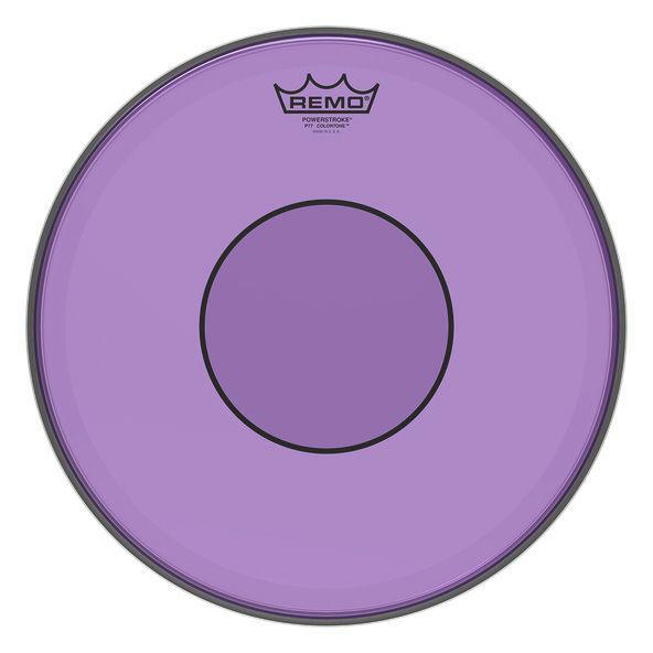 """Remo 14"""" Power. 77 Colortone Purple"""