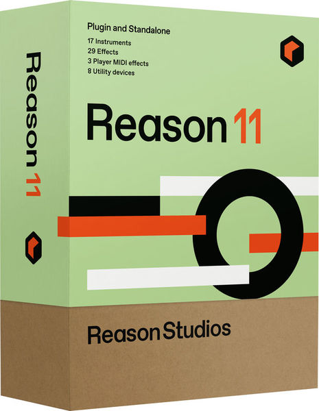 Reason 11 Upgrade 2 Reason Studios