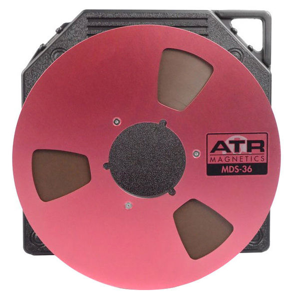 MDS-36 1/4'' NAB Metal Reel ATR Magnetics