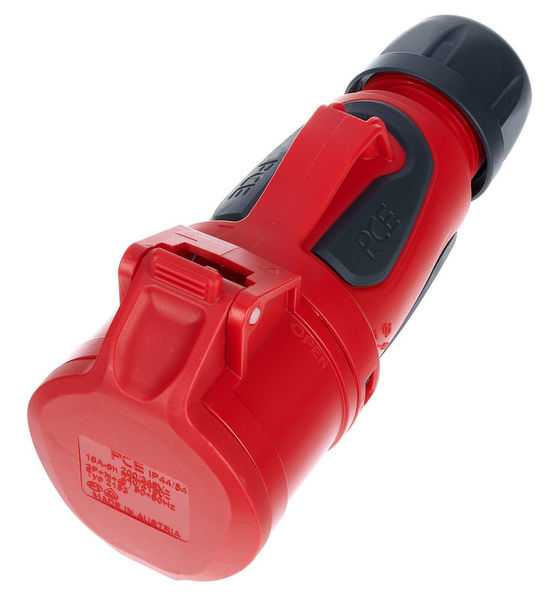 PCE CEE Grip Connector 16A red