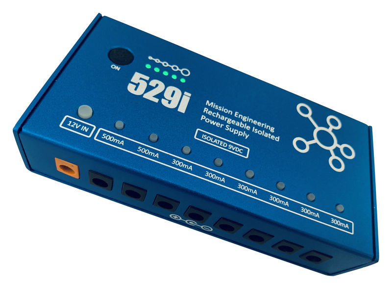 529i Recharge. Power Supply Mission Engineering