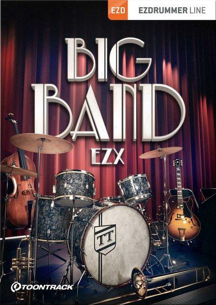 Toontrack EZX Big Band