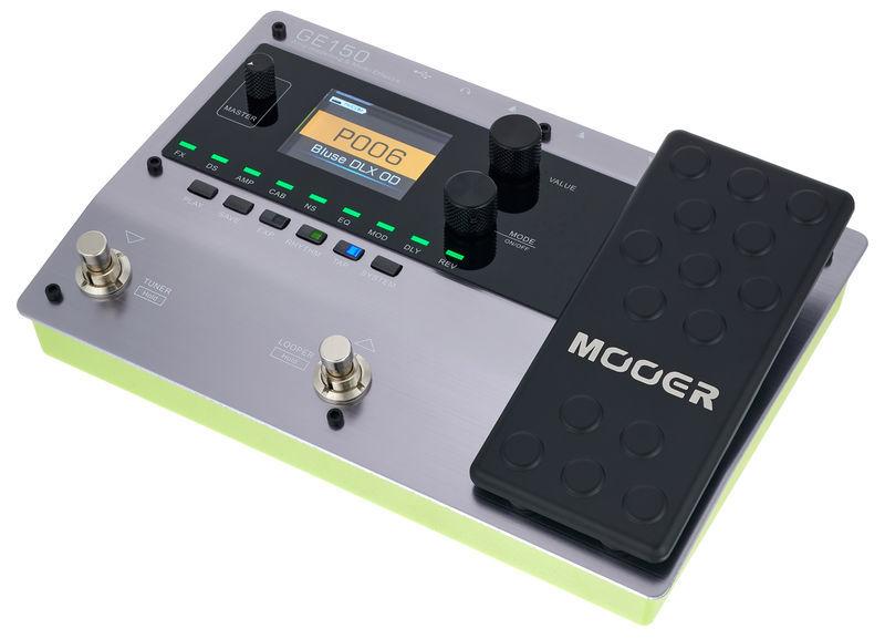 GE150 Amp Modelling & Multi Mooer