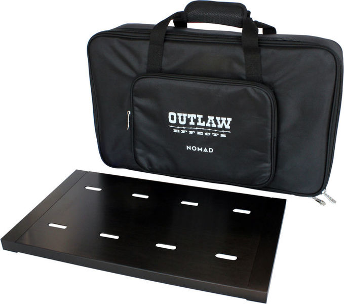 Outlaw Effects Nomad Rechargeable Board M
