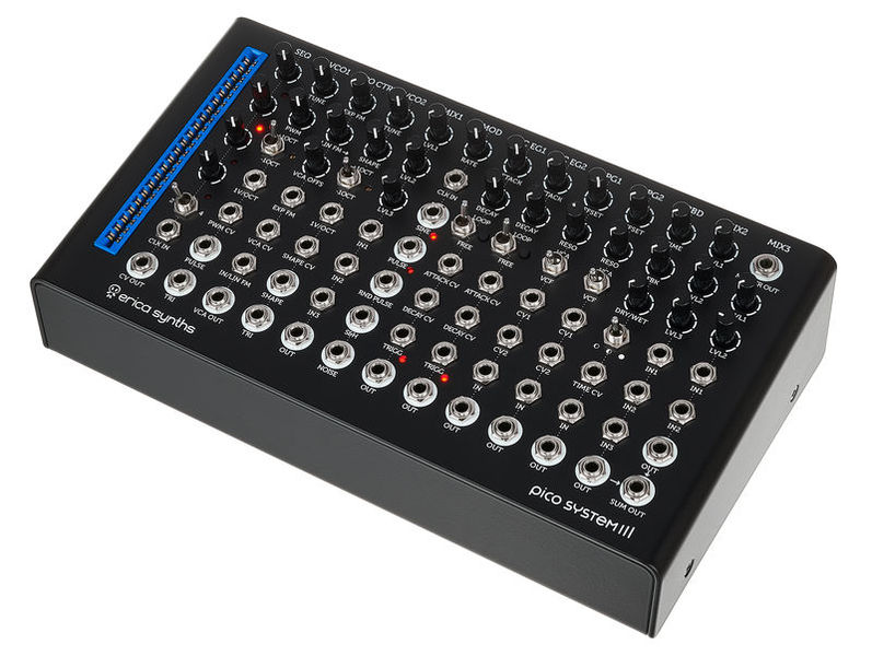 Erica Synths Pico System III Desktop