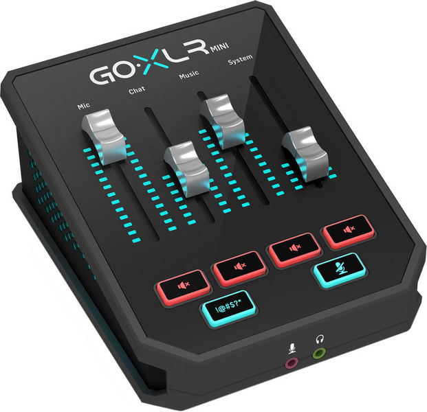 GO XLR MINI TC-Helicon