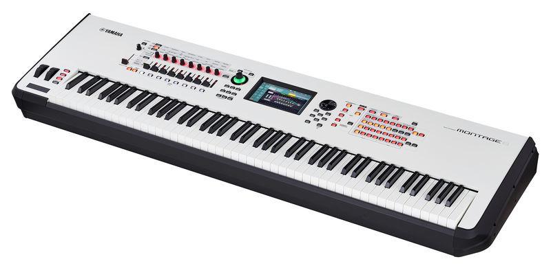 Yamaha Montage 8 White