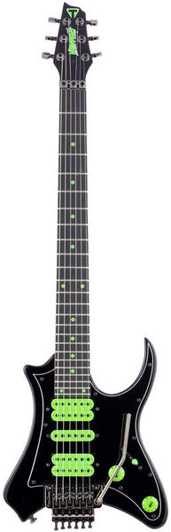 Traveler Guitar TR Vaibrant 88 DLX B